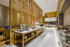 Yuyao Teckon Ciel Hotel (Yuyao Wanda Plaza store), Отели  Yuyao - big - 10
