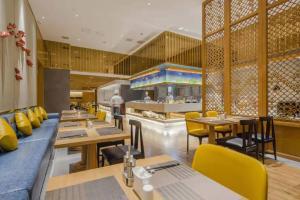 Yuyao Teckon Ciel Hotel (Yuyao Wanda Plaza store), Отели  Yuyao - big - 9