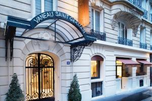 Vaneau Saint Germain hotel,  Paris, France. The photo picture quality can be variable. We apologize if the quality is of an unacceptable level.