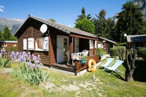 Location gîte, chambres d'hotes A La Rencontre Du Soleil - Camping dans le département Isère 38