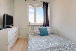 Zaspa Rooms near to sea and public transport