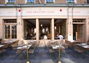 The Grazing Goat (2 of 25)