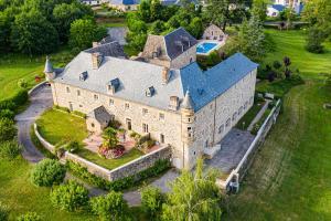 Location gîte, chambres d'hotes Château de la Falque, The Originals Relais (Relais du Silence) dans le département Aveyron 12