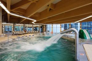 Apartamenty Aquarius z Aquacenter