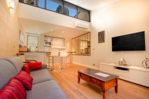 Appartement Climatisé avec Rooftop en Hypercentre