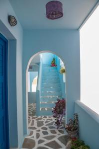 Galazia Studios, Aparthotels  Naxos Chora - big - 34