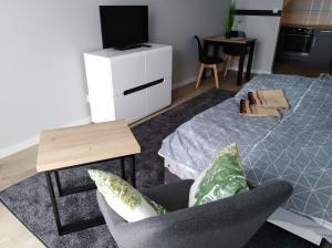 Apartament w centrum Szczecina