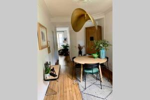 obrázek - Bel appartement au coeur des Batignolles
