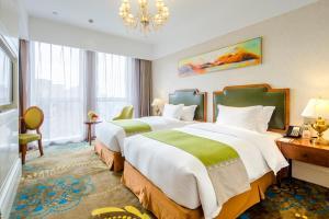 Yuyao Teckon Ciel Hotel (Yuyao Wanda Plaza store), Отели  Yuyao - big - 4