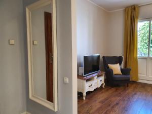 Apartament z balkonem i parkingiem Bohaterów Monte Cassino 42