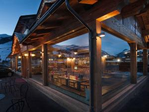 B&B The King - Accommodation - Livigno