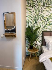 Good Bed – Green Courtyard Central Apartment