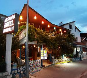 Гостевой дом Mustafa Hotel, Памуккале