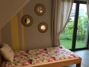 Pokoje ArkaSasino z sauną ogrodową