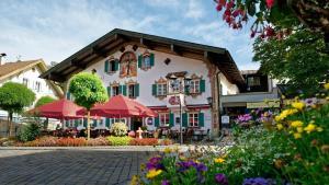 Hotel Alte Post - Oberammergau
