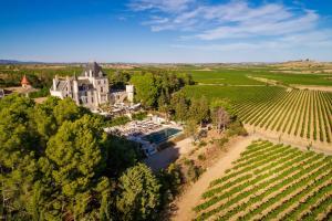 Location gîte, chambres d'hotes Château Les Carrasses dans le département Hérault 34