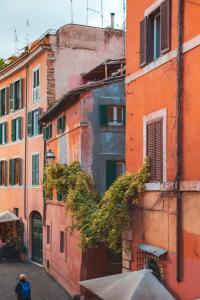 Paglia House of 17Century in Trastevere - abcRoma.com