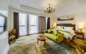 Yuyao Teckon Ciel Hotel (Yuyao Wanda Plaza store), Отели  Yuyao - big - 16