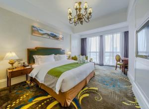 Yuyao Teckon Ciel Hotel (Yuyao Wanda Plaza store), Отели  Yuyao - big - 15