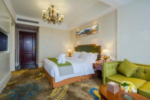 Yuyao Teckon Ciel Hotel (Yuyao Wanda Plaza store), Отели  Yuyao - big - 27