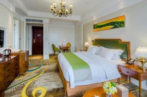 Yuyao Teckon Ciel Hotel (Yuyao Wanda Plaza store), Отели  Yuyao - big - 22