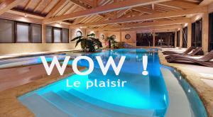 Location gîte, chambres d'hotes Le Menuire Chalet-Hôtel & Spa dans le département Savoie 73
