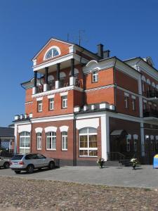 Accommodation in Novgorod Oblast