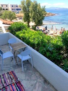 The Beachhouse Apartments Aegina Greece