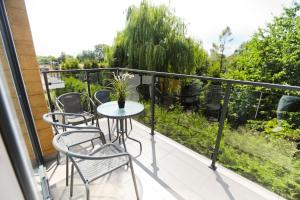 Słoneczne Tarasy II M K Apartamenty Złota Wydma