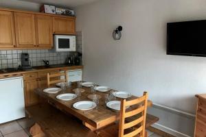 Charmant appartement 6-8 personnes au cœur du village à proximité lac et pistes de ski - Hotel - Morillon