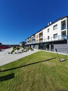 Loft Apartamenty w Baltin Blu Sarbinowo