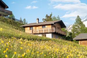 Labbrunnu in den Walliser Alpen - Hotel - Rosswald