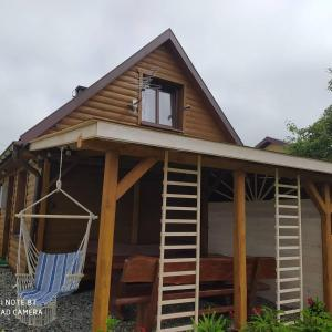 Wróblówka domek na wsi