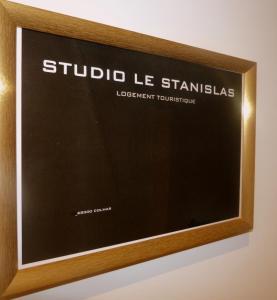 Le Studio Stanislas