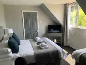 Badgemore Park, Bed and breakfasts  Henley on Thames - big - 43