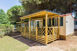 CAMPING ADRIA MOBILE HOMES in BRIONI SUNNY CAMPING