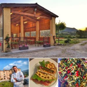 Agriturismo Antico Muro, Farm stays  Sassoferrato - big - 31