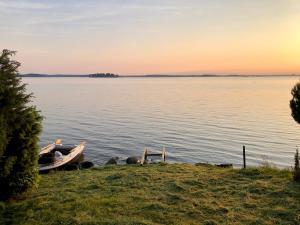 Fuleda domek nad jeziorem Dobskim