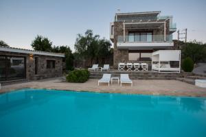 sea sun villa Aegina Greece
