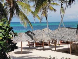 OCEAN FRONT Villa Playa BAVARO..