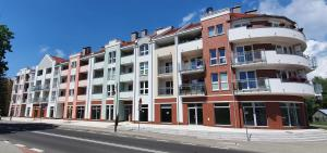 Apartament nad Rzeką