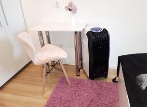 apartamenty centrum Panoramiczna mała dwójka SWAN ŁABĘDŹ PROMENADA Klimatyzacja lodowa