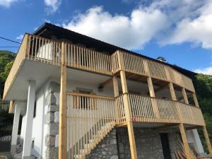 Hiša Pri Koritu - Apartma Matajur