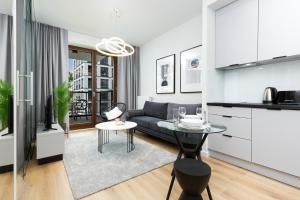 Apartments Browary Warszawskie by Renters
