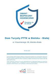 Dom Turysty PTTK w Bielsku Białej