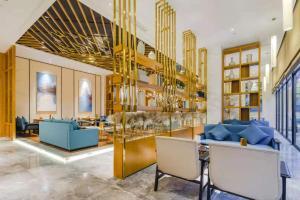 Yuyao Teckon Ciel Hotel (Yuyao Wanda Plaza store), Отели  Yuyao - big - 7