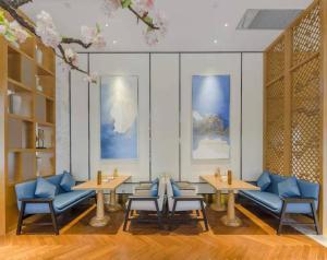 Yuyao Teckon Ciel Hotel (Yuyao Wanda Plaza store), Отели  Yuyao - big - 19