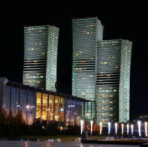 Auberges de jeunesse - Auberge The Place Astana