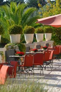 Relais Villa San Martino, Hotely  Martina Franca - big - 38