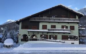 Chalet Della Luna - Hotel - Clavière